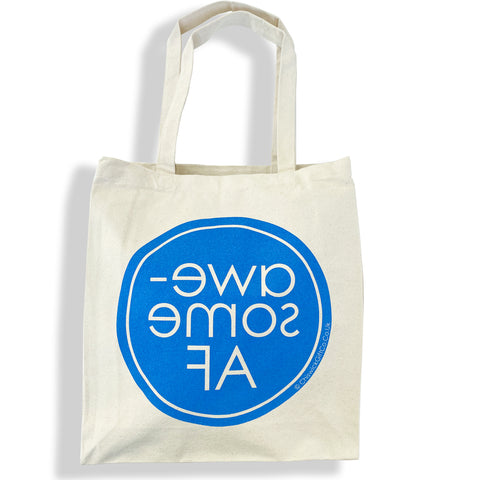 Awesome AF Tote Bag
