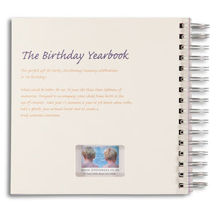The Birthday Yearbook