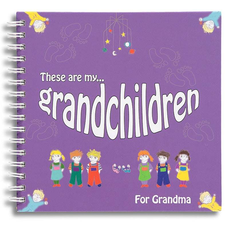 These are my grandchildren - for Grandma