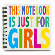 Just for Girls doodle pad