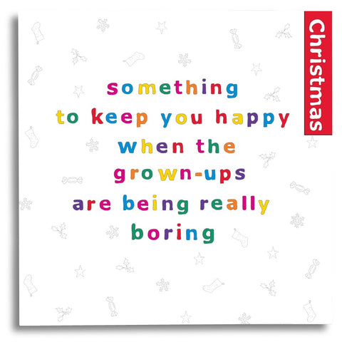 Something to Keep you Happy - Christmas Activity Book