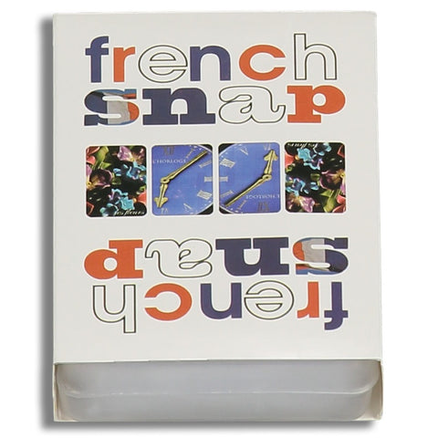 Snap card game - French