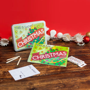 Personalised - This is my Christmas - Activity Pack