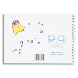 Wedding activity book for children