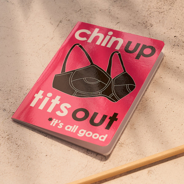 Chin Up Tits Out Gift Set