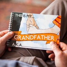 Personalised - This is my Grandfather - Activity Pack