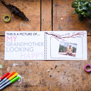 Personalised - This is my Grandmother - Activity Pack