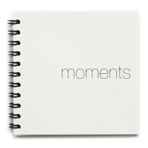 moments - notebooks