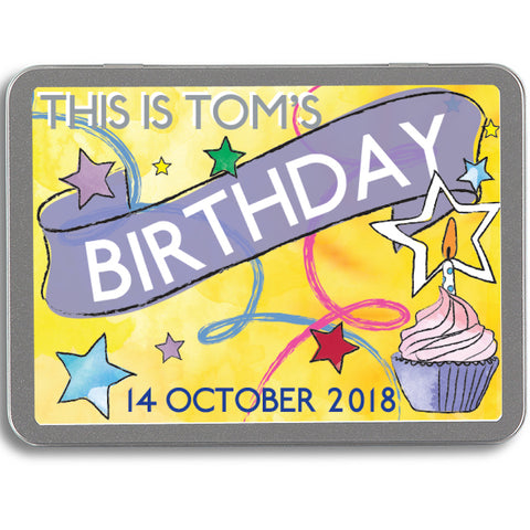 Personalised - This is my Birthday - Activity Pack