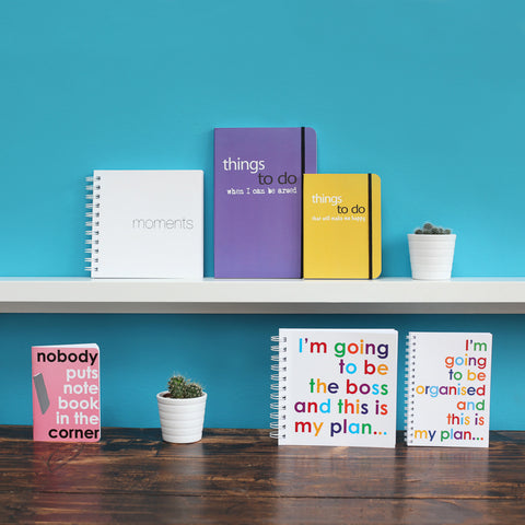 Notebook Subscription for the Stationery Geek in Your Life