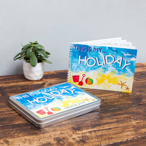 Personalised - This is my Holiday - Activity Pack