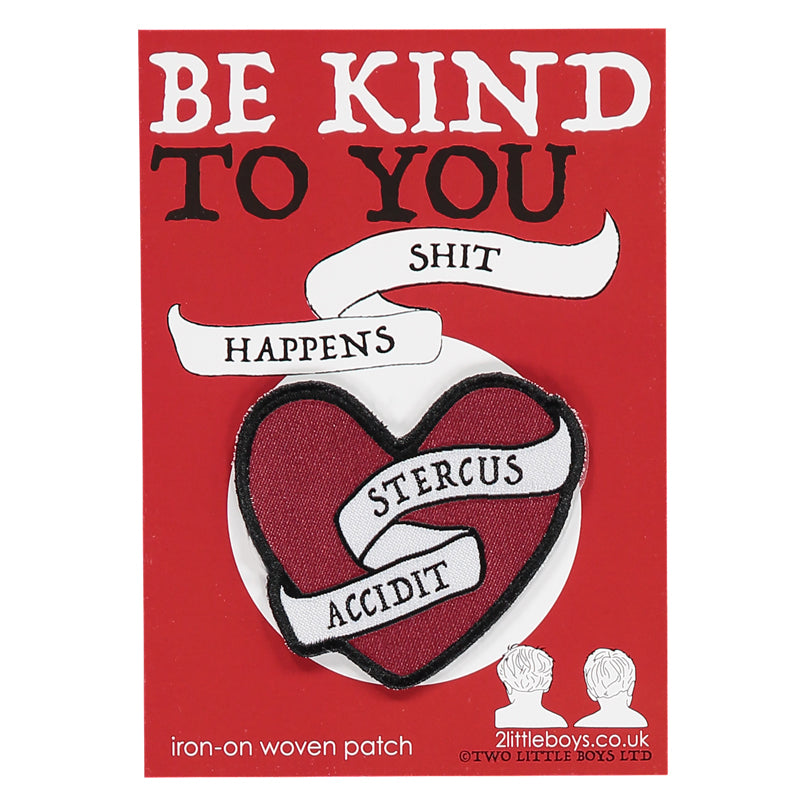 Be Kind to You - Woven Patch