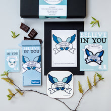She Flies With Her Own Wings - Luxury Gift Box