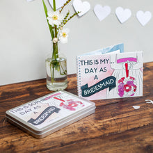 Personalised My Day As A Bridesmaid Pack