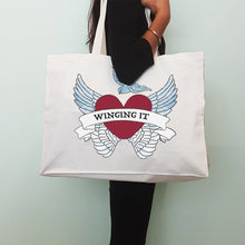Winging It - Tote Bag