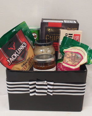 Snack Attack Gift Box - Broadfield Flowers Florist Lincoln