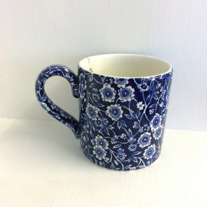 Burliegh Calico Mug - Broadfield Flowers Florist Lincoln, Christchurch