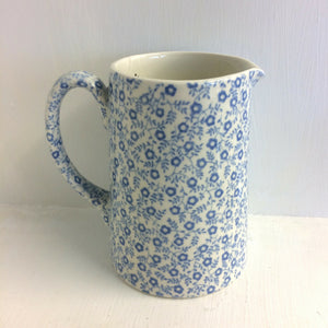 Pale Blue Felicity Tankard Jug Small - Broadfield Flowers Florist Lincoln, Christchurch