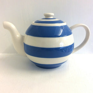 Cornishware Betty Teapot - Broadfield Flowers Florist Lincoln, Christchurch