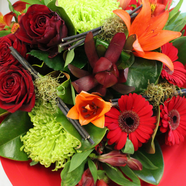 Heart Warmer - Broadfield Flowers Florist Lincoln, Christchurch