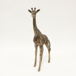 Bronze Giraffe - Broadfield Flowers Florist Lincoln, Christchurch