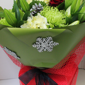 Mistletoe and Wine - Broadfield Flowers Florist Lincoln, Christchurch