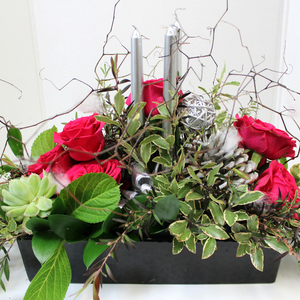 A Very Merry Christmas - Broadfield Flowers Florist Lincoln, Christchurch