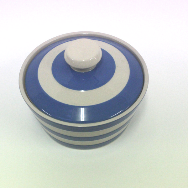 Cornishware Butter Dish - Broadfield Flowers Florist Lincoln, Christchurch
