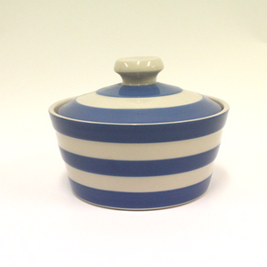 Cornishware Butter Dish - Broadfield Flowers Florist Lincoln