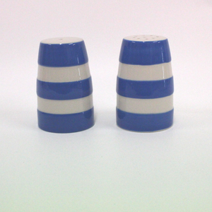 Cornishware Salt and Pepper Shakers - Broadfield Flowers Florist Lincoln, Christchurch