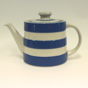 Cornishware Classic Teapot - Broadfield Flowers Florist Lincoln, Christchurch