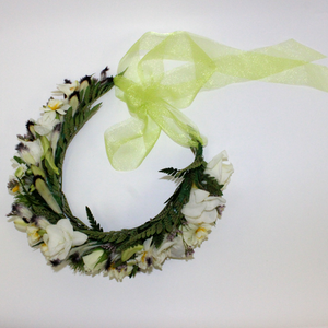 Flower Crown - Broadfield Flowers Florist Lincoln, Christchurch
