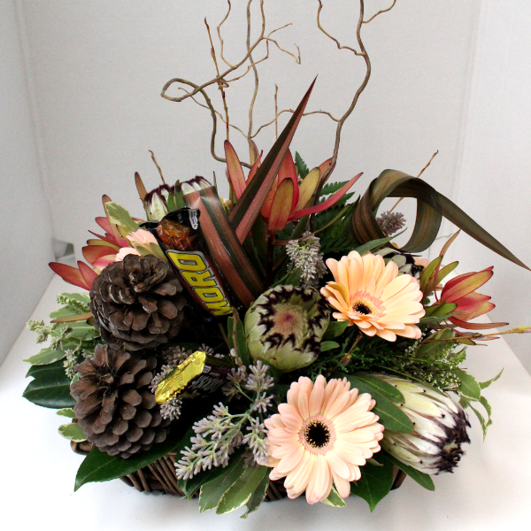 Flower Basket - Broadfield Flowers Florist Lincoln
