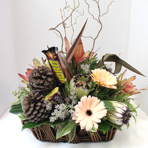 Flower Basket - Broadfield Flowers Florist Lincoln, Christchurch