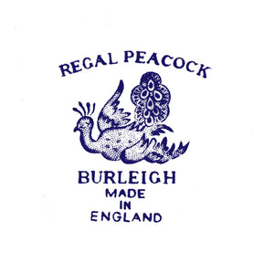 Burleigh Blue Regal Cream Jug - Broadfield Flowers Florist Lincoln, Christchurch