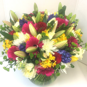 Rainbow - Broadfield Flowers Florist Lincoln, Christchurch