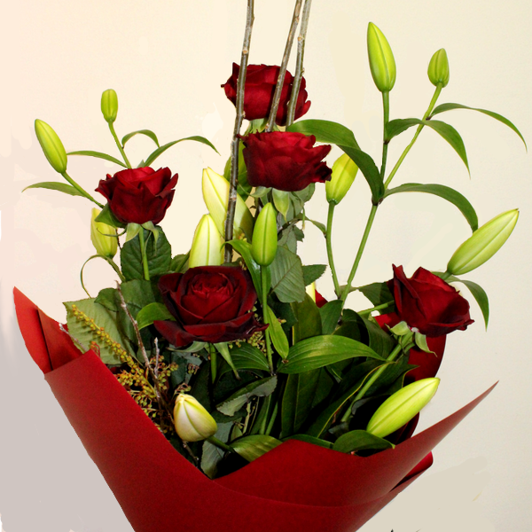 Romantic Soul - Broadfield Flowers Florist Lincoln, Christchurch