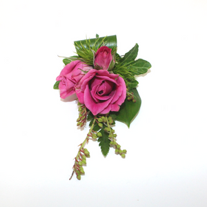 Shoulder Corsage Spray - Broadfield Flowers Florist Lincoln