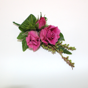 Shoulder Corsage Spray - Broadfield Flowers Florist Lincoln, Christchurch
