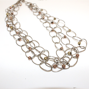 Sterling Silver Chain Necklace - Broadfield Flowers Florist Lincoln, Christchurch