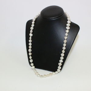 White Pearl Necklace - Broadfield Flowers Florist Lincoln