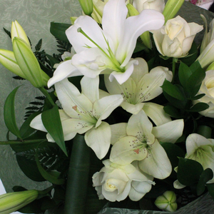 Luscious Lilies - Broadfield Flowers Florist Lincoln, Christchurch
