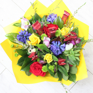 Whittakers Bouquet - Broadfield Flowers Florist Lincoln, Christchurch