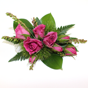 Vertical Wrist Corsage - Broadfield Flowers Florist Lincoln