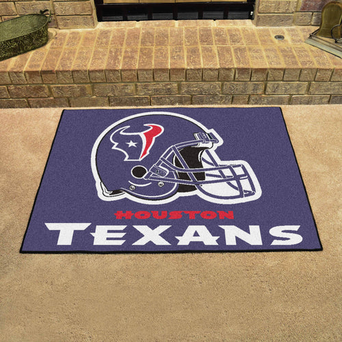 NFL - Houston Texans All-Star Mat 33.75