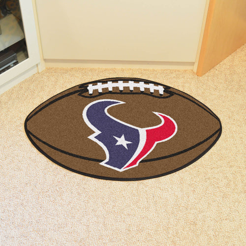 NFL - Houston Texans Football Rug 20.5