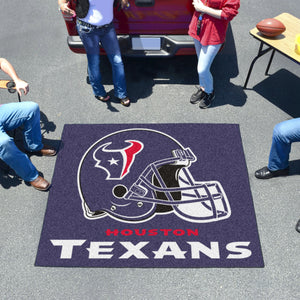 NFL - Houston Texans Tailgater Rug 5'x6'