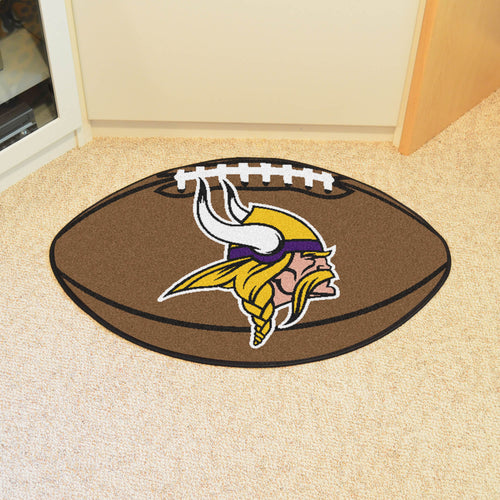 NFL - Minnesota Vikings Football Rug 20.5