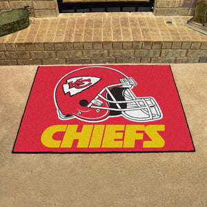 "NFL - Kansas City Chiefs All-Star Mat 33.75""x42.5"""