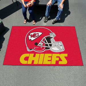 NFL - Kansas City Chiefs Ulti-Mat 5'x8'